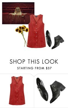 """""""french new wave"""" by gawjuice ❤ liked on Polyvore featuring Monki and John Lewis"""