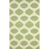 Found it at Wayfair - Heritage Arron Moss Geometric Area Rug
