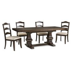 Farmhouse 5-pc. Rectangle Dining Set  found at @JCPenney Table only