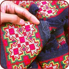 hmong textile