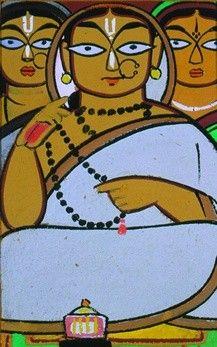 jamini roy paintings - Google Search Indian Art Paintings, Bengali Art, Tribal Art, Madhubani Art, Art, Madhubani Painting, Painting Crafts, Famous Art, Art Story