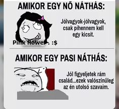 Nők vs. Férfiak Funny Images, Funny Pictures, Bad Memes, Funny Moments, Have Fun, Funny Quotes, Jokes, Girly, Life