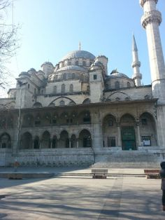 "Yeni Cami - ""New Mosque"" in Istanbul"