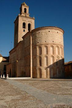 Mudéjar Style in Castilla > Church of Santa María La Mayor - Arévalo