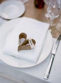 Los Gatos Wedding by Tanja Lippert Photography Wedding Favours, Diy Wedding, Dream Wedding, Wedding Day, Wedding Stuff, Heart Place, Heart Day, The Chic Site, Wedding Place Settings