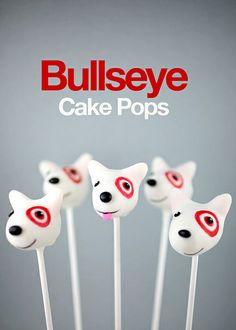 Shop at Target's up to 65% OFF on Clearance and make these adorable Bullseye Cake Pops from Bakerella! http://dealspl.us/t/hkmsWQ