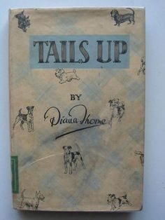 TAILS UP - Thorne, Diana. Illus. by Thorne, Diana