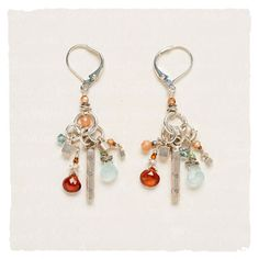 Repin me! I found the Little Gathering Earrings at http://www.arhausjewels.com/product/ea865/earrings. $105.00 #arhausjewels earrings.