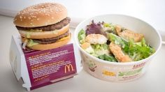 Healthy fast food? McDonald's kale salad has more calories than a Double Big Mac - Business - CBC News
