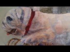 Mal med den hvide farve – Ann-Lisbeth Sanvigs kunstskole
