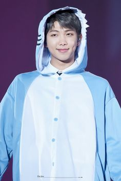 Cutest shark in the sea. When they say there are many more fish in the sea, who cares about the other fish when RM is around Kim Namjoon, Rapmon, Bts Bangtan Boy, Seokjin, Hoseok, Bts Jimin, K Pop, Mixtape, Kpop Anime
