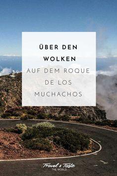 Warum du wenn du auf La Palma bist unbedingt einen Spaziergang über den Wolken machen solltest
