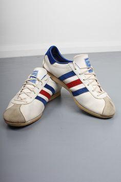 Vintage Adidas Cadet Trainers
