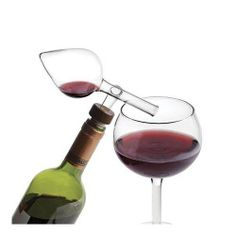 Centellino Gift Box - 100 mL Decanter and Two 500 mL Wine Goblets