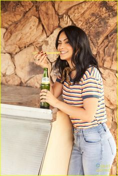 lili reinhart camila mendes bongo fashion campaign debut 01