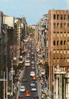 İstiklal Caddesi, 1970'lerSALT Araştırma, Fotoğraf Arşivi