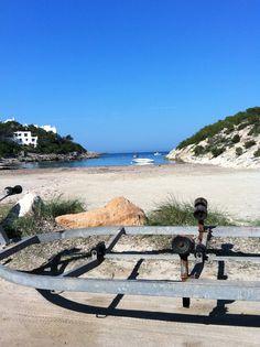 CALA DE PORTINATX #eivissa www.marconfort.com