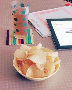 Hora del aperitivo  Y tú  que vas a tomar ?  #lifestyle #homeoffice #blogger