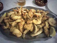 Pescaíto frito de Sanlúcar de Barrameda (Cádiz), by @AlvaroNCor