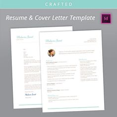 Resume Cover Letter  Portfolio  Teacher Portfolio Creative And