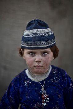 Afghan Refugee Children - 18