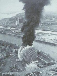Pavillon des Etats-Unis. Expo 67. Montréal