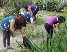 Santa Lucía Leo Club and Santa Lucía Leo Club (Ecuador) | Leos held a community clean up for World Environment Day