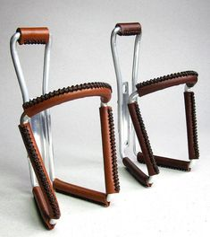 Water bottle cage for Vintage Bicycle