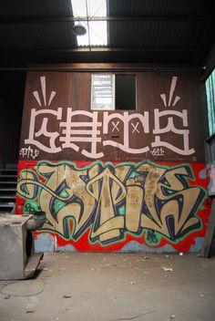 GATS Atik Graffiti Bay Area.