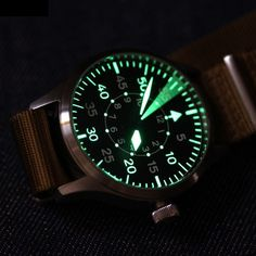 Steinhart Nav B II B-Type Pilot Watch