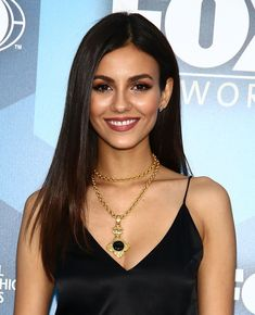 Victoria Justice attends FOX 2016 Upfront at Wollman Rink on May 16, 2016 in New York City.