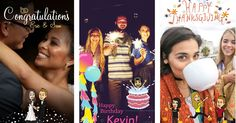 Snapchat now lets you add Bitmoji to on-demand geofilters