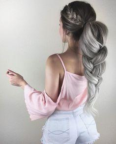 Charcoal hair: o cor perfeita para renovar seu visual com discrição e estilo