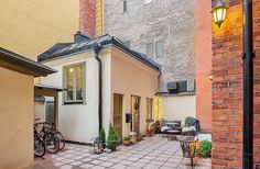 This Adorable Little Swedish House is Tiny, Unassuming Perfection