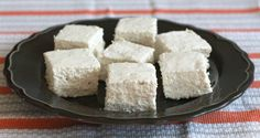 TOASTED COCONUT MARSHMALLOWS - Way easier then I thought!