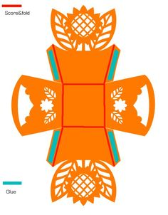 FREE SVG DIY 3D sunflower basket to make
