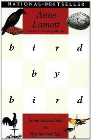 Bird by Bird -- Writing Books to Inspire You http://www.yvonneventresca.com/1/post/2014/01/friday-five-5-writing-books-to-get-you-unstuck.html