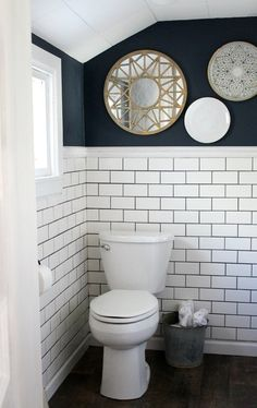 Bathroom Remodel: From Gross to Glamorous | Apartment Therapy