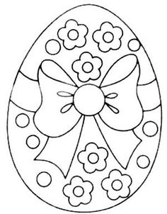 Glass Sticker patterns dyes coloring books stencils glass painting spring d Easter Egg Coloring Pages, Colouring Pages, Coloring Books, Easter Templates, Easter Printables, Egg Template, Easter Projects, Easter Crafts For Kids, Easter Egg Pattern