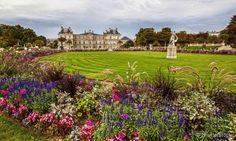 Jardim de Luxemburgo: um dos lugares preferidos de moradores e turistas para passear e relaxar