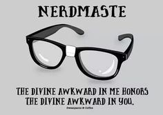 Totally fits me! Total nerd and I am a yoga geek haha. #nerd #geek