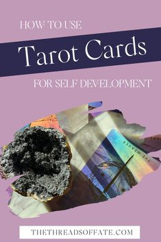 Reading tarot cards tips when reading for yourself.  First and foremost, remember that tarot cards do NOT predict the future. Doing tarot for yourself is about introspection and self-development. #tarot #reading Learn Art, Learn To Read, Physic Reading, Tarot Cards For Beginners, Tarot Card Spreads, Oracle Reading, What Is Self, Tarot Learning, Tarot Card Meanings