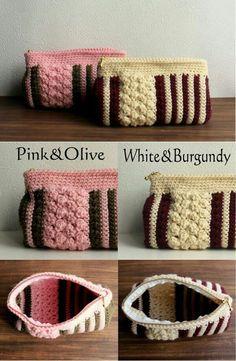 Marvelous Crochet A Shell Stitch Purse Bag Ideas. Wonderful Crochet A Shell Stitch Purse Bag Ideas. Crochet Clutch Bags, Crochet Wallet, Crotchet Bags, Crochet Coin Purse, Crochet Purse Patterns, Crochet Handbags, Crochet Purses, Knitted Bags, Clutch Purse