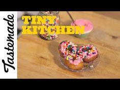 How to Make Tiny Donuts | Tiny Kitchen - YouTube