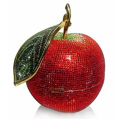 Judith Leiber handbags. Red Delicious Apple. For Nadine