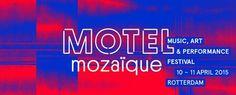 Motel Mozaique dag 1 - Platendraaier