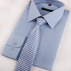 Men+Party+/+Work+/+Casual+Neck+Tie,Polyester+Plaid+All+Seasons+–+CAD+$+4.16