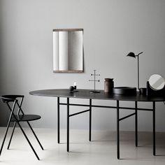 Snaregade Table O, Black   Menu   Monologuelondon.com   Monologue London