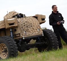 Unmanned Ground Vehicle (UGV) Products | MIRA