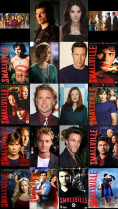 Smallville~Great Show!~Sad it's over but Superman had to fly at some point!